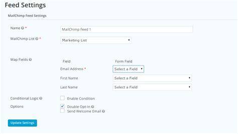 code for pretty horizontal mailchimp signup form how to set up mailchimp in credo