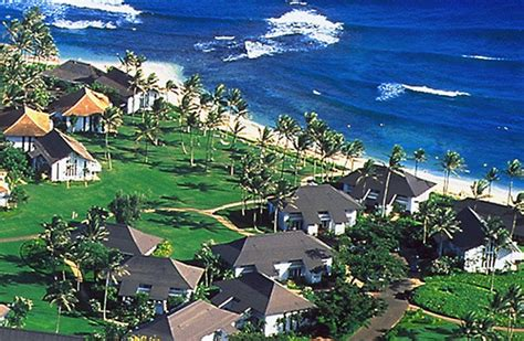 castle kiahuna plantation  beach bungalows kauai