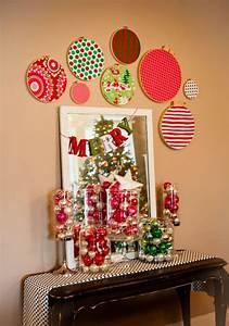 Decorating, With, Christmas, Glass, Jars, U2013, Adorable, Home
