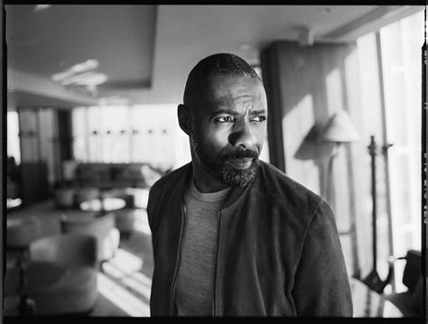 Idris Elba Is