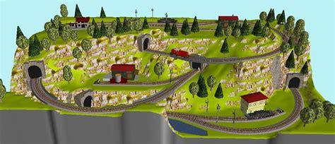 modelleisenbahn anlagenplanung