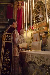 The Traditional Latin Mass In Malta - Apostolate of St ...  Traditional