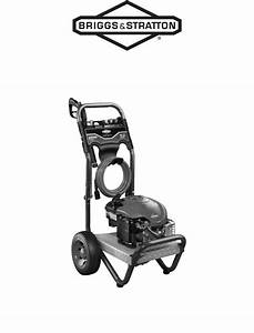 Briggs  U0026 Stratton Pressure Washer 20319 User Guide