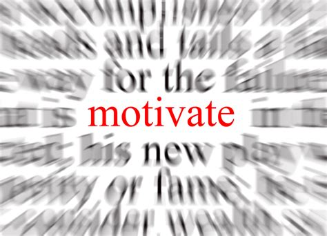 What's the one reason you're unable to motivate yourself ...