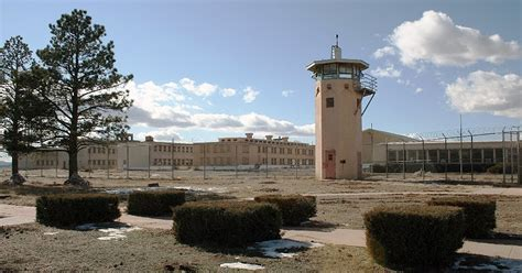 New Mexico Corrections Department: Old Main Prison Tours 2017