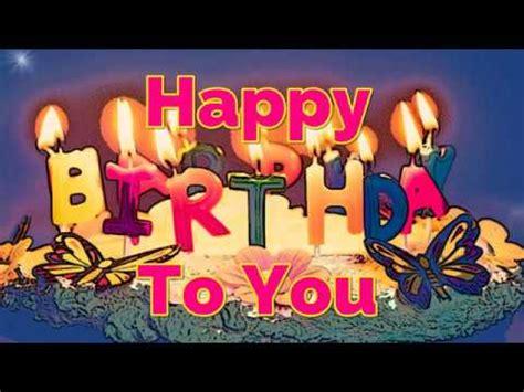 happy birthday deutsch geburtstagsgruesse youtube