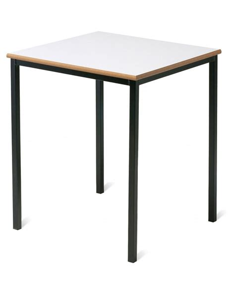8 seater table size premium square table