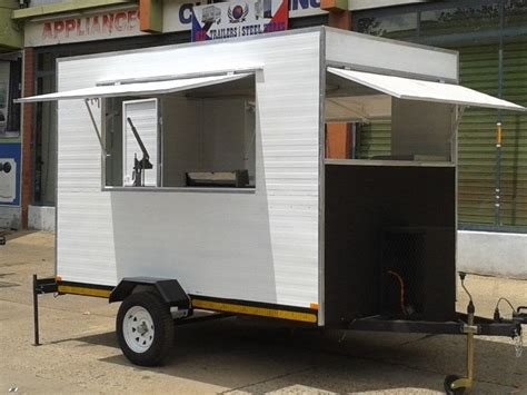 Component Filled Mobile Kitchens For Sale!!! In South