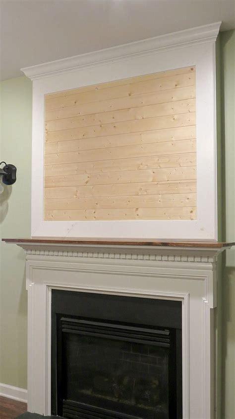 building  fireplace mantel  closing  tv niche