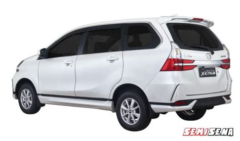 Review Daihatsu Grand Xenia by Harga Dan Spesifikasi Daihatsu Grand New Xenia 2019