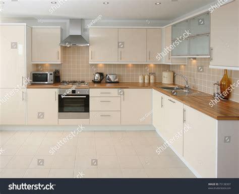 kitchen interior photos modern kitchen interior stock photo 75138307