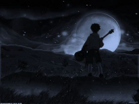 Moon Anime Wallpaper - anime boy wallpaper and background image 1600x1200 id