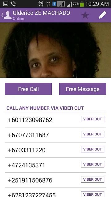 Viber Changed Profile Picture Automatically Android