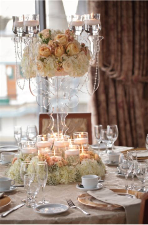 orchid centerpiece  wedding reception archives