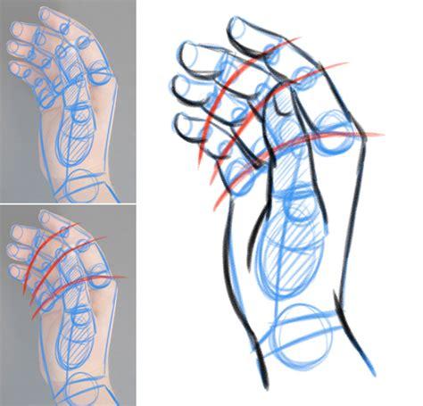 Hände Zeichnen Lernen by Zeichnen Lernen H 228 Nde Zeichnen Variationsphase