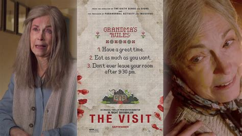 M. Night Gets First Trailer For THE VISIT - AMC Movie News ...