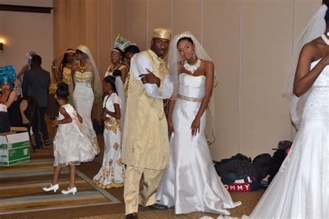 Tekay Designs Wows Audience At The African Bridal Affair
