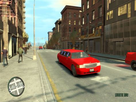 Gta Iv All Cars Are Red Ver 1.0