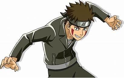Kiba Inuzuka Naruto Render Deviantart Akamaru Transparent