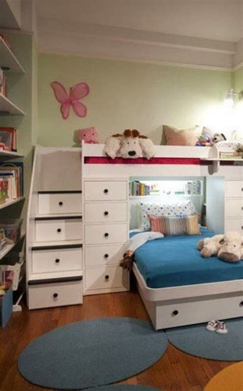 shared room and storage ideas 4 clever tips and 29 cool ideas to design a shared room for a boy and a girl kidsomania