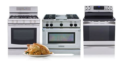 gas range ratings reliability