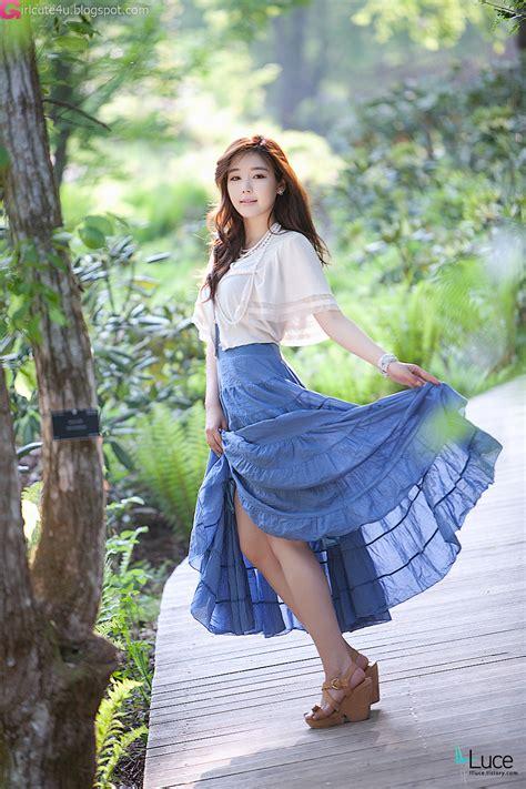 Xxx Nude Girls Jo Sang Hi Beautiful Outdoor
