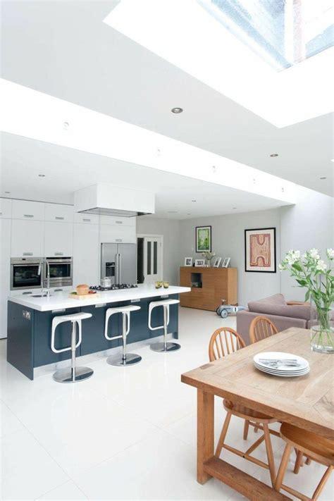 d馗o cuisine ouverte cuisine moderne ouverte sur salon
