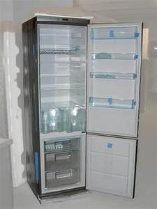 A kuhl gefrierkombi standgerat 200 cm edelstahl for Kühlschrank edelstahl mit gefrierfach