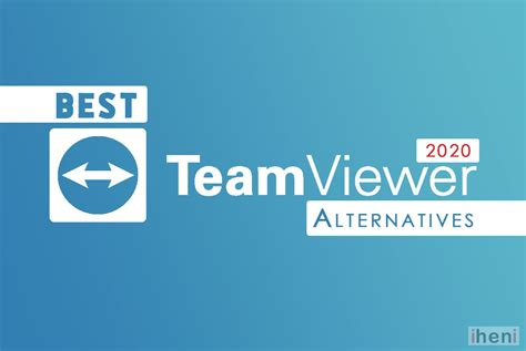 The best teamviewer alternatives are anydesk, dwservice and remote desktop connection. 8 Best TeamViewer Alternatives in 2020