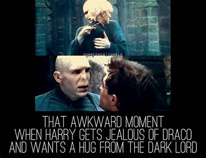 Potter Awkward Harry Moment Moments Awkard Voldy
