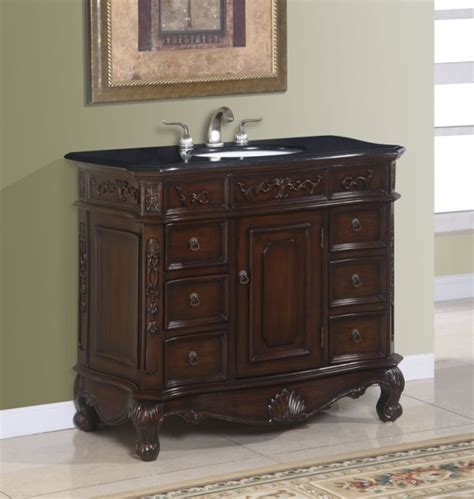 Tradewinds Vanity by Ica Furniture Provides Fully Assembled Bathroom Furniture