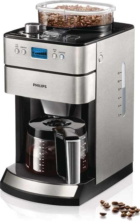 Koffiebonen Zet Apparaat grind brew koffiezetapparaat hd7740 00 philips
