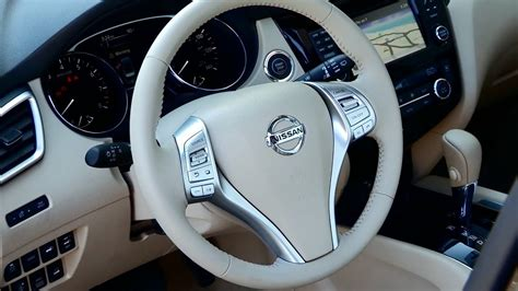 nissan rogue interior youtube