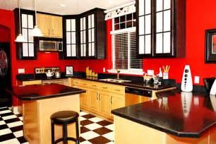 Yellow Paint Kitchen