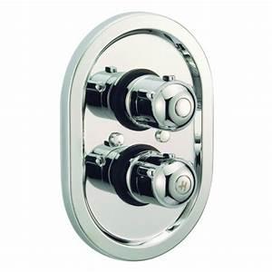 Robinet De Douche Encastrable : mitigeur thermostatique douche encastr 1 2 huber gamme ~ Dailycaller-alerts.com Idées de Décoration