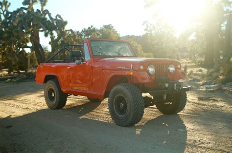 1970 jeep commando the 1970 jeepster commando is an uncommon off roader