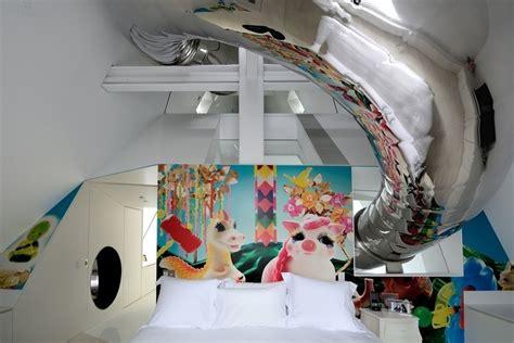 toboggan chambre maison avec toboggan en 30 idées pour créer un cocon