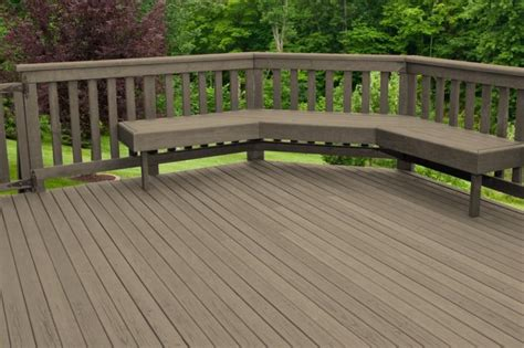 Olympic Deck Stain Colors by Gray Stain Colors