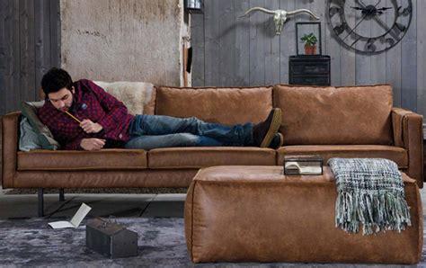 canapé style industriel décorer et aménager avec le style industriel darty vous