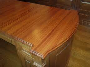 Kitchen Island Cherry Wood Mahogany Wood Countertops For A Desk Top In Philadelphia Pa