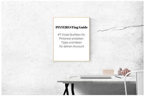 Virale Grafiken für Pinterest erstellen: Tipps und Ideen ...
