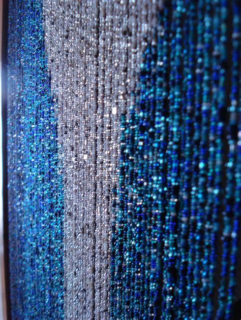 custom glass bead curtains