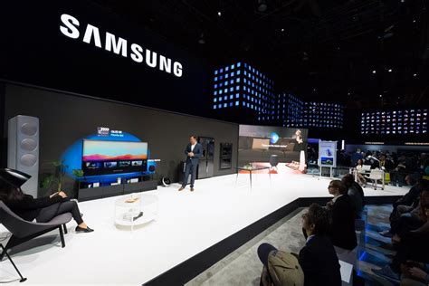 ces 2019 5 things to look out for in samsung city
