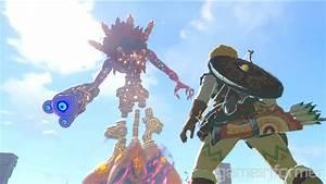 The Legend Of Zelda Breath Of The Wild Nuove Immagini E