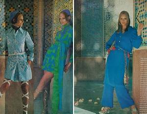 How Iranian Women Dressed In The 1970s Revealed In Old ...