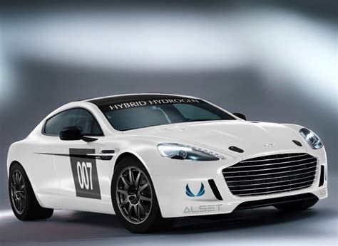 Aston Martin Reveals V12 Vantage Gt3 For 2013 Nürburgring