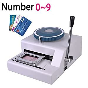 We did not find results for: Amazon.com : Manual PVC Credit Card Printing Indenting Machine : Office Electronics : Electronics