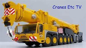 Conrad Terex Ac 1000 Mobile Crane  U0026 39 Steil U0026 39  By Cranes Etc Tv