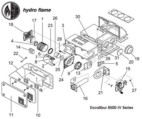 Atwood 8525 Rv Furnace Wiring Diagram by Atwood 8531 Wiring Diagram 26 Wiring Diagram Images