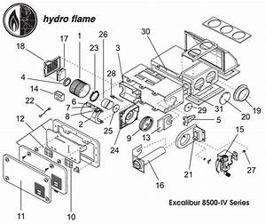 Atwood 8531 Wiring Diagram   26 Wiring Diagram Images  Atwood Hydro Flame 8500 Iv Series Furnace